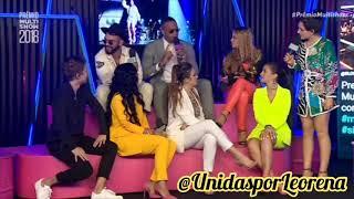 Léo Santana fala sobre Lore Improta e Cleo no Prêmio Multishow | Unidas por Leorena