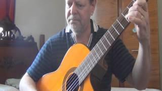 Eu Te Amo Meu Brasil (Dom) - Antônio Célio  -  Acoustic Guitar