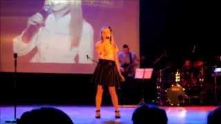 Ania Wyszkoni - Biegnij przed siebie (cover by Zuzanka xD)