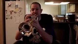 Tango Trentino on Trumpet