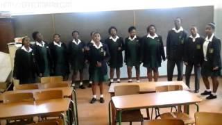 Vocal Blend by De Vos Malan Nomvula