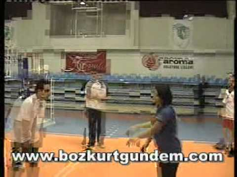 Kurumlar Arası Kaymakamlık Voleybol Turnuvası 2011