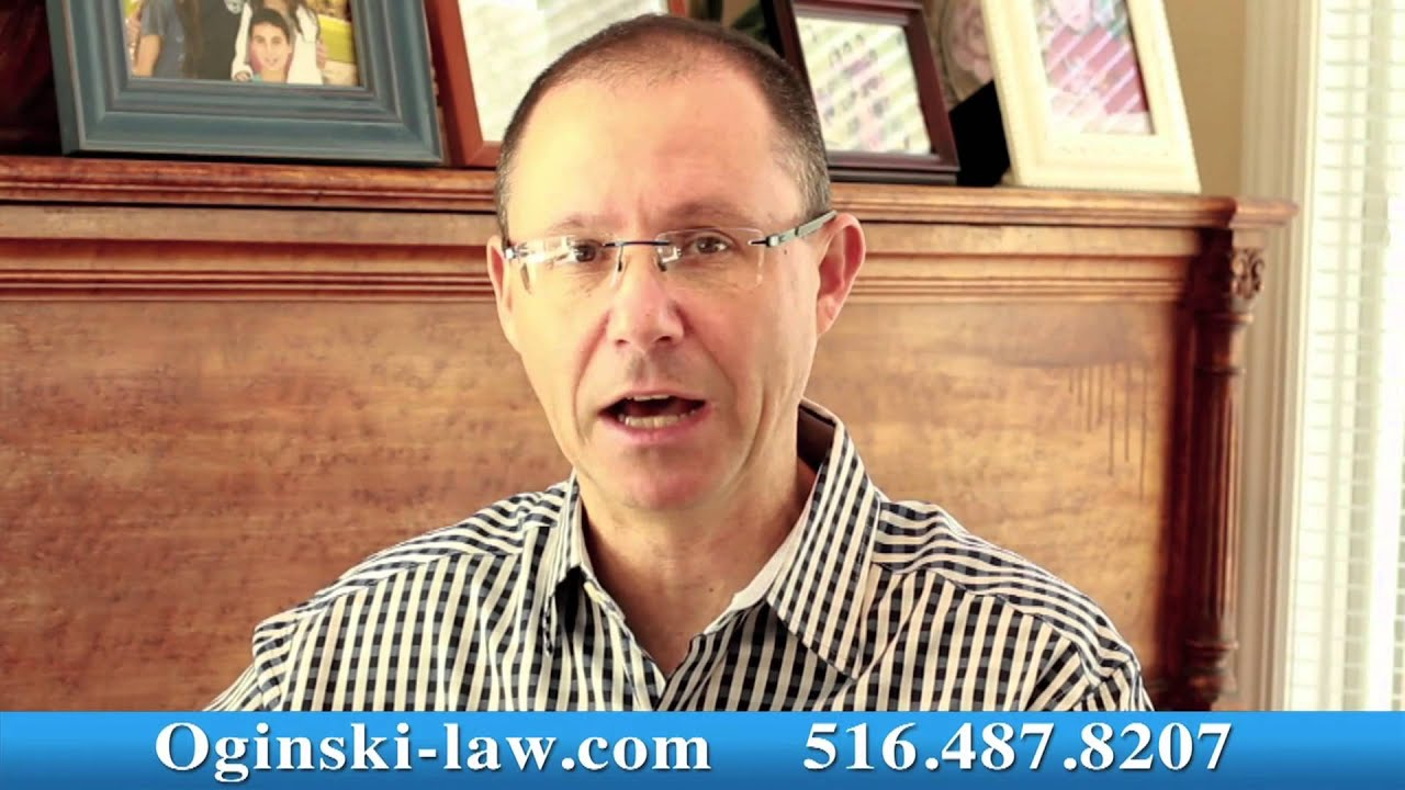 Auto Collision Lawyer Woodbury NY