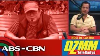 DZMM TeleRadyo: Ex-general admits asking Aguirre to be Lam's 'ninong', denies bribe try