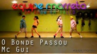 O Bonde Passou - Mc Gui | Coreografia Professor Jefin