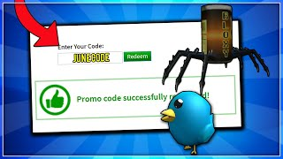 Newest 2019 Roblox Promo Code Working 2019 Roblox Promo