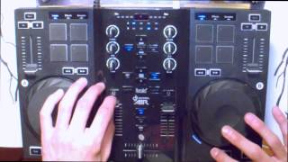 Star Align vs. Wizard (Original DJ ONSCREEN mix live on Hercules DJ Controll Air)