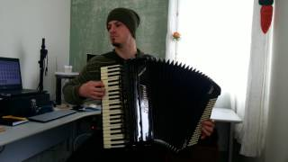 New york new york (Cover acordeon)