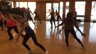 Dance Aerobics Jan 2017