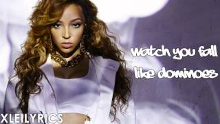 Tinashe - All Hands On Deck (Lyrics Video) HD