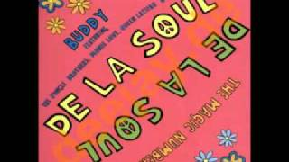 De La Soul - Buddy - featuring Jungle Brothers, Monie Love, Queen Latifah & Q-Tip