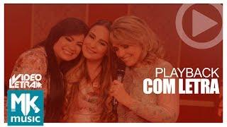 Foi Numa Linda Manhã - Gislaine & Mylena e Marina de Oliveira - PLAYBACK COM LETRA