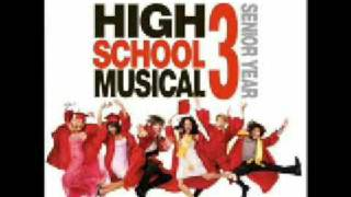 high school musical 3 just wanna be with you