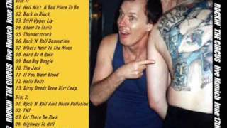 AC/DC - Dirty Deeds Done Dirt Cheap - Live [München 2003]