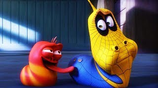 LARVA - SPIDER MAN LARVA | 2017 Cartoon | Videos For Kids | Kids TV Shows Full Episodes