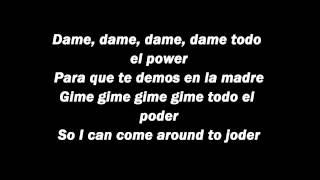 Molotov - Gimme The Power (Lyrics)