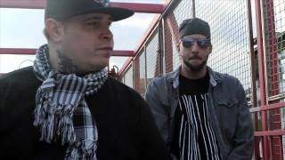 """Vinnie Paz """"Nosebleed"""" Feat. R.A. the Rugged Man and Amalie Bruun - Official Video"""