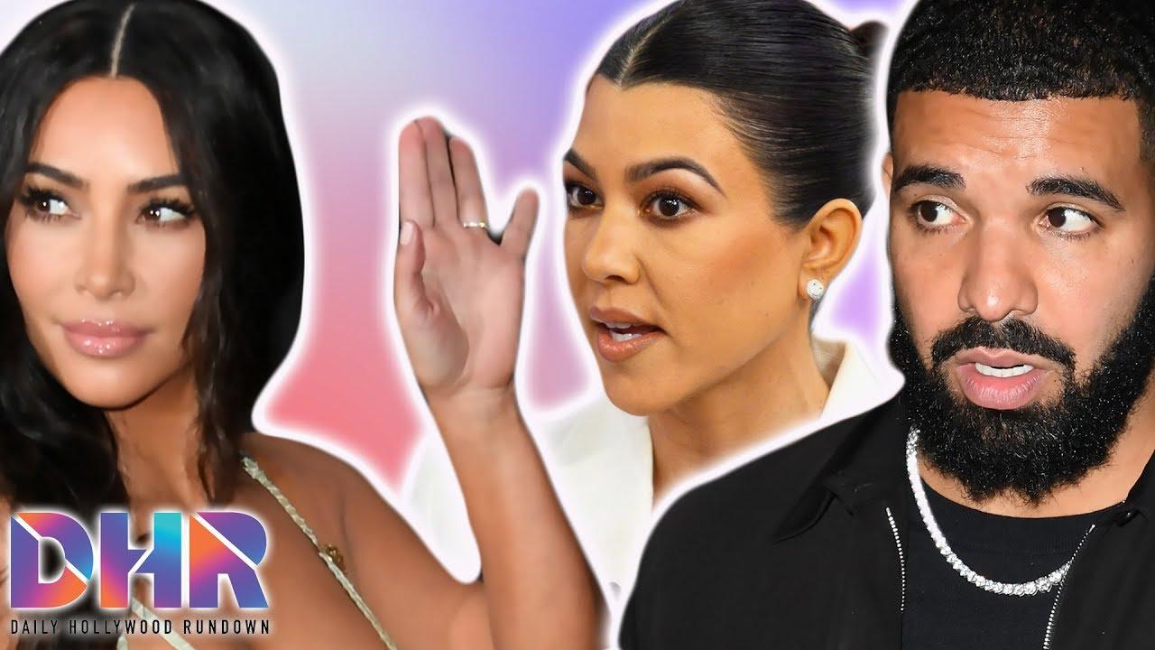 Kim Kardashian dragged for cutting off Kourtney!