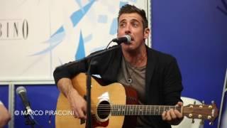 """FRANCESCO GABBANI: """"Amen"""" (acustica) live @ Salone Del Libro"""