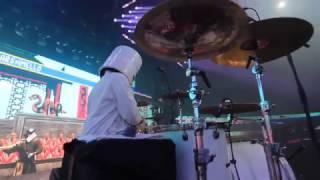 Travis Barker Destroys Marshmello at Coachella in Epic Drum battle