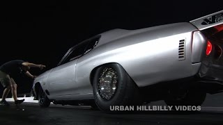 BAD A$$ ProCharged CHEVELLE on Radials