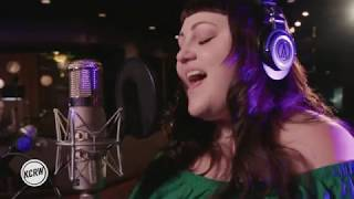 "Beth Ditto performing ""Oo La La"" Live on KCRW"