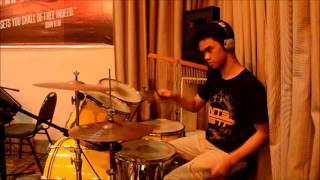Against The Current\Dreaming Alone Drum Cover