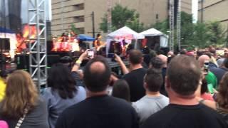 """""""California check my brain"""". Alice In Chains live @ the horseshoe casino Cincinnati"""