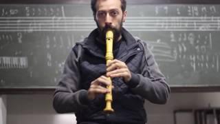 Sonata Op. 1 no. 11 in F Major Allegro - Händel Flauta Doce Contralto [Alto Recorder]