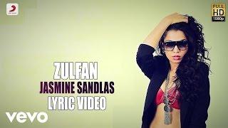 Jasmine Sandlas - Zulfan  | Gulabi | Lyric Video