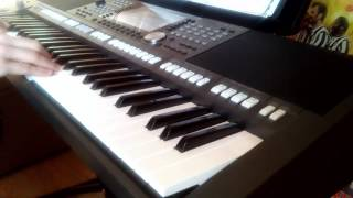 One Moment In Time (cover) YAMAHA PSR S-970