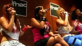 Just Girls FNAC -19 DE JULHO 2009 Entre o sonho e a Ilusao