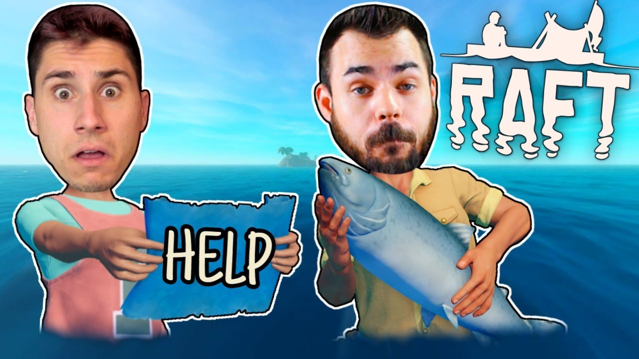 The Frustrated Gamer - Me and OB Lost Our Raft...