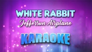 Jefferson Airplane - White Rabbit (Karaoke version with Lyrics)