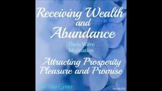 Receiving Wealth and Abundance