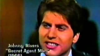 Johnny Rivers - Secret agent man-(By Maverickano-Buenos Aires-Argentina)