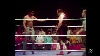 Muhammad Ali vs Gorilla Monsoon