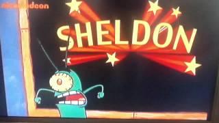 Spongebob - Sheldon Plankton