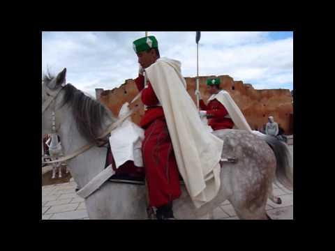 2011 Maroc   Rabat, Tour Hassan et Mausolée Mohammed V