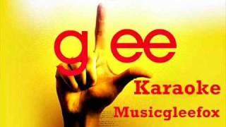 keep holding on (karaoke) - Glee Cast