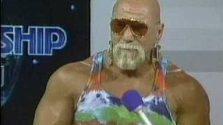 Superstar Billy Graham-Its not just 10 pounds of gold