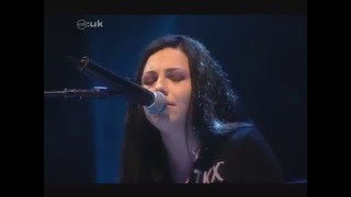 Evanescence - My Immortal (Live on M-Chart Show) [2004] HD 60fps