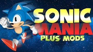 Sonic mania mods 3d blast title screen and music pack all