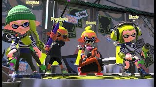 Splatoon 2 Turf War 21 MVP