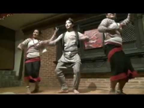 Danças Folclóricas Nepal