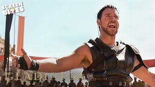 Gladiator | Are You Not Entertained? | Russell Crowe and Oliver Reed