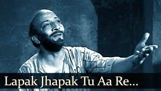 Lapak Jhapak - Boot Polish (1954) - David - Ratan Kumar - Baby Naaz width=