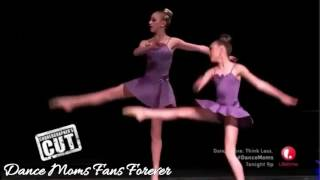 Dance Moms - Hold On - Audio Swap