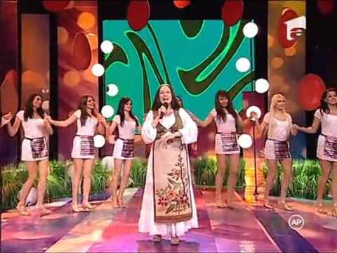 Maria Dragomiroiu canta live
