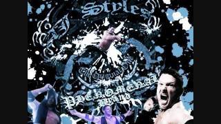 TNA AJ Styles Theme Get Ready To Fly by GRITS